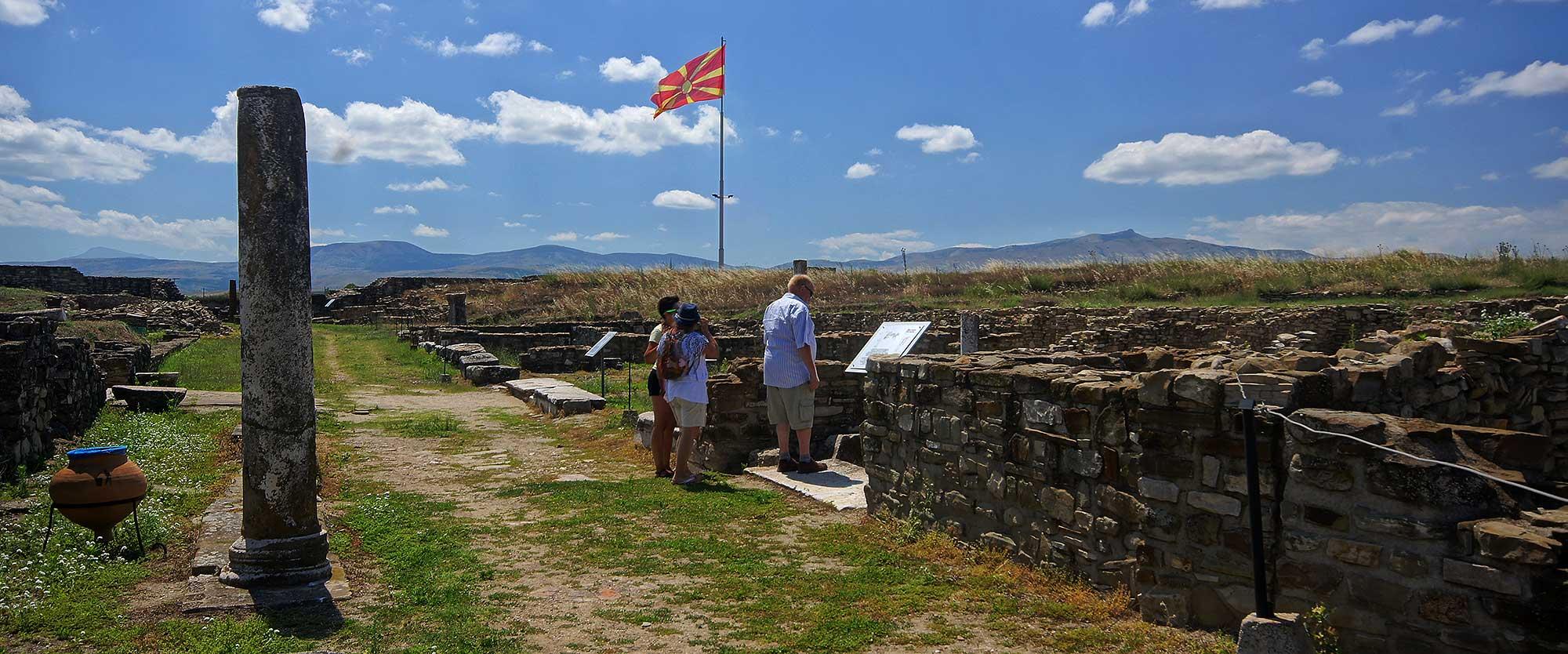 Stobi – Macedonia