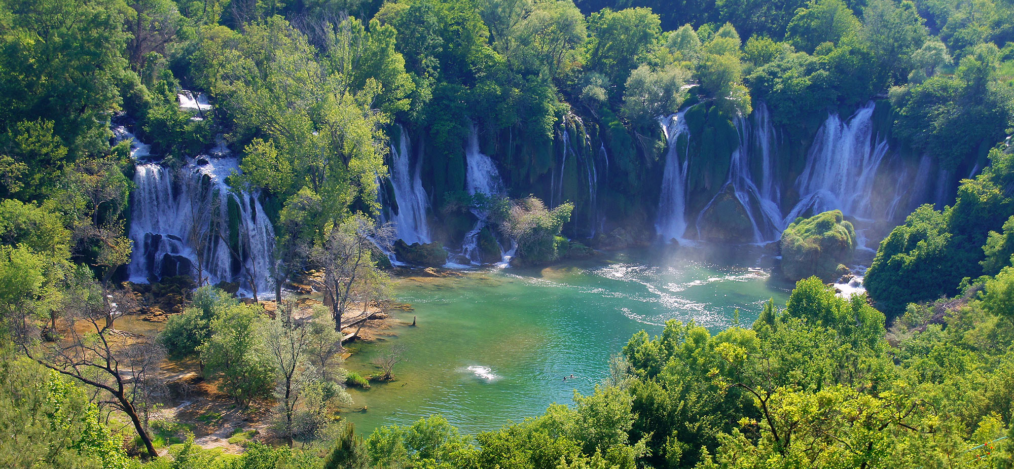 Wodospady Kravica – Bośnia i Hercegowina
