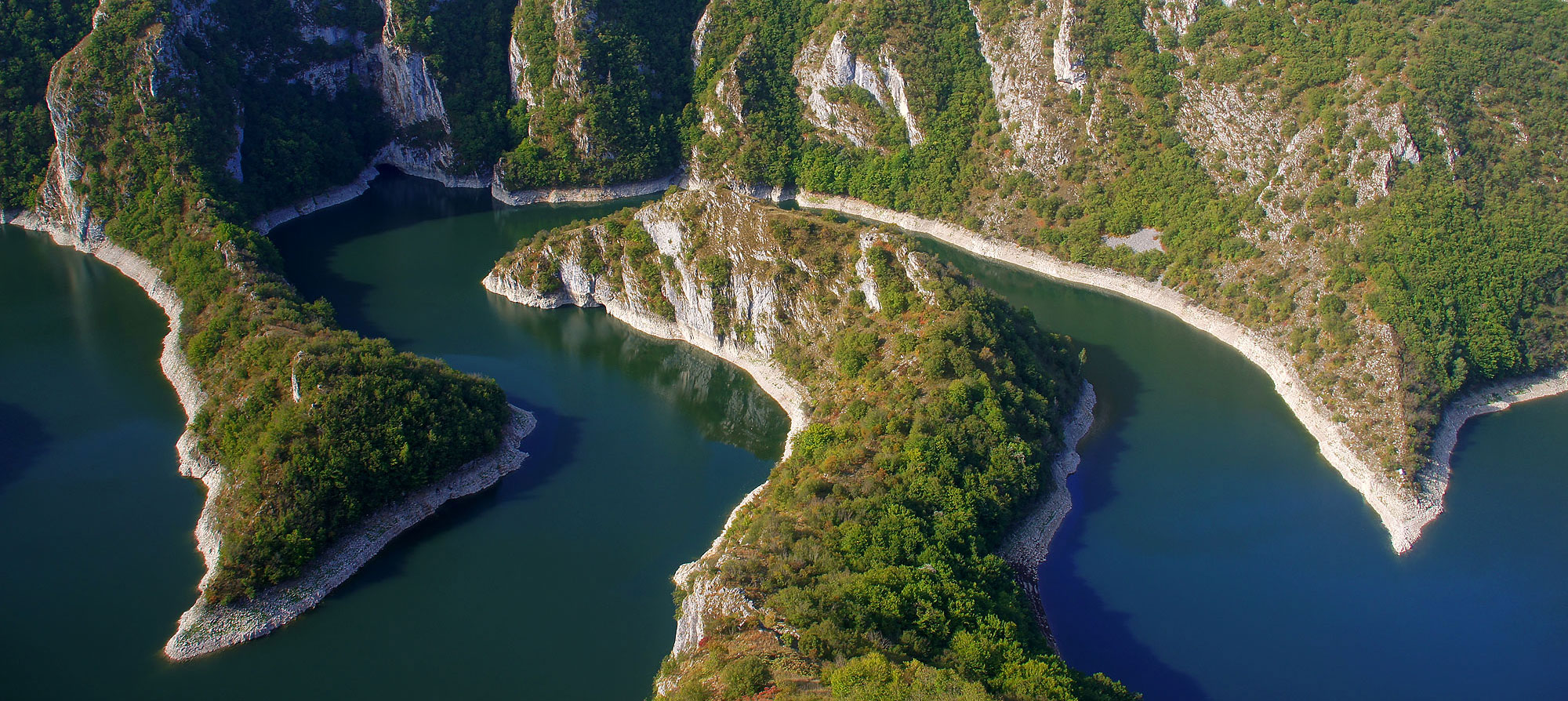 Kanion Uvac – Serbia