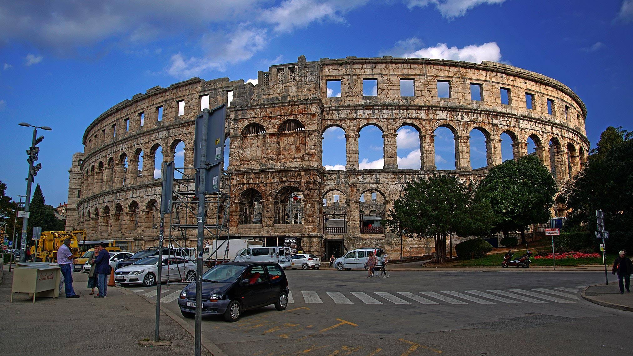 Pula Amfiteatr
