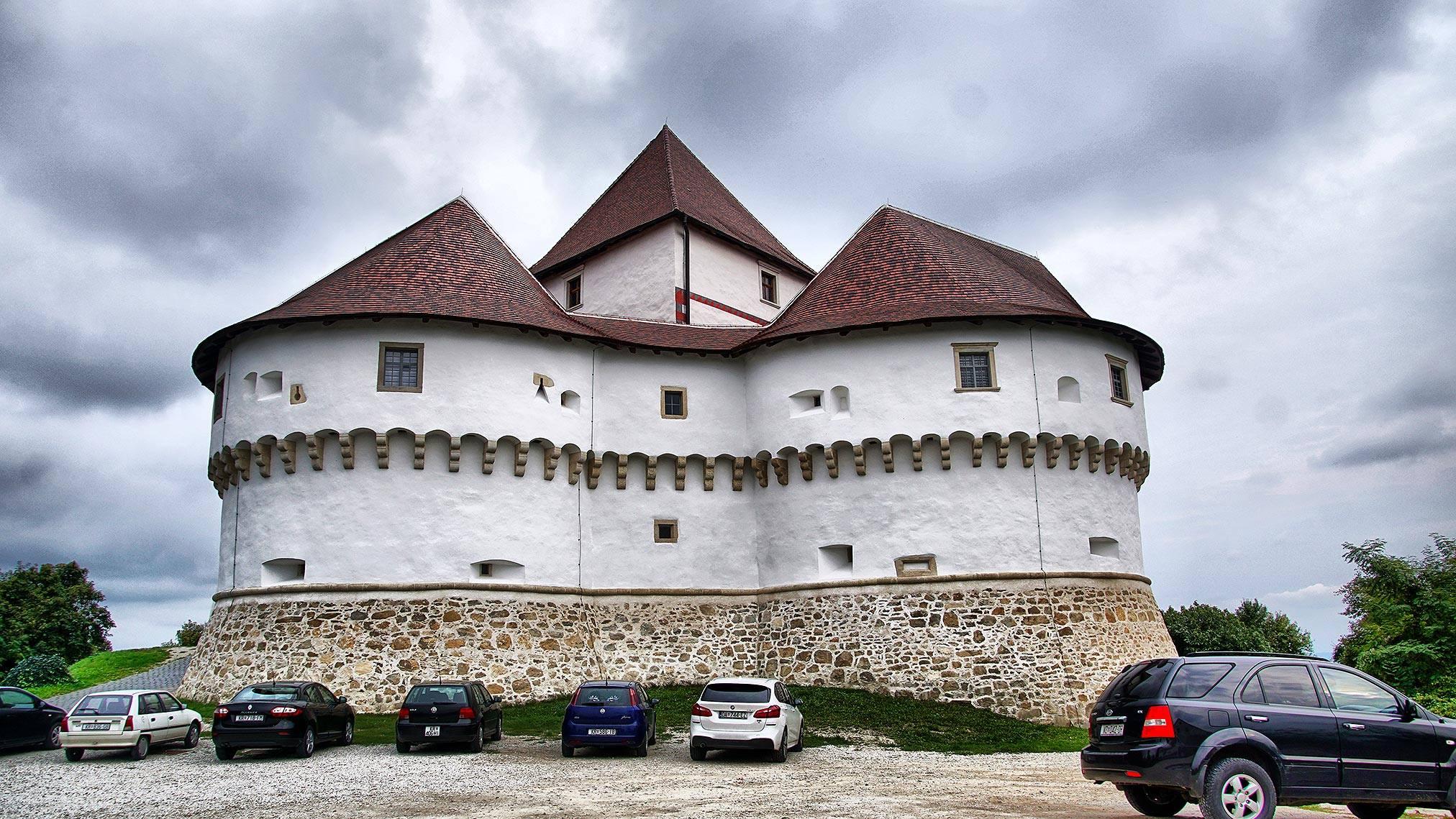 Zamek Veliki Tabor