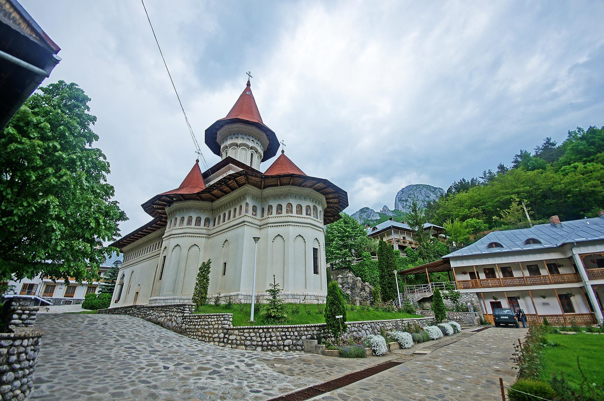 Mănăstirea Râmeț