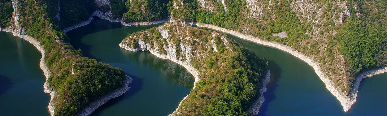 Rezerwat Uvac