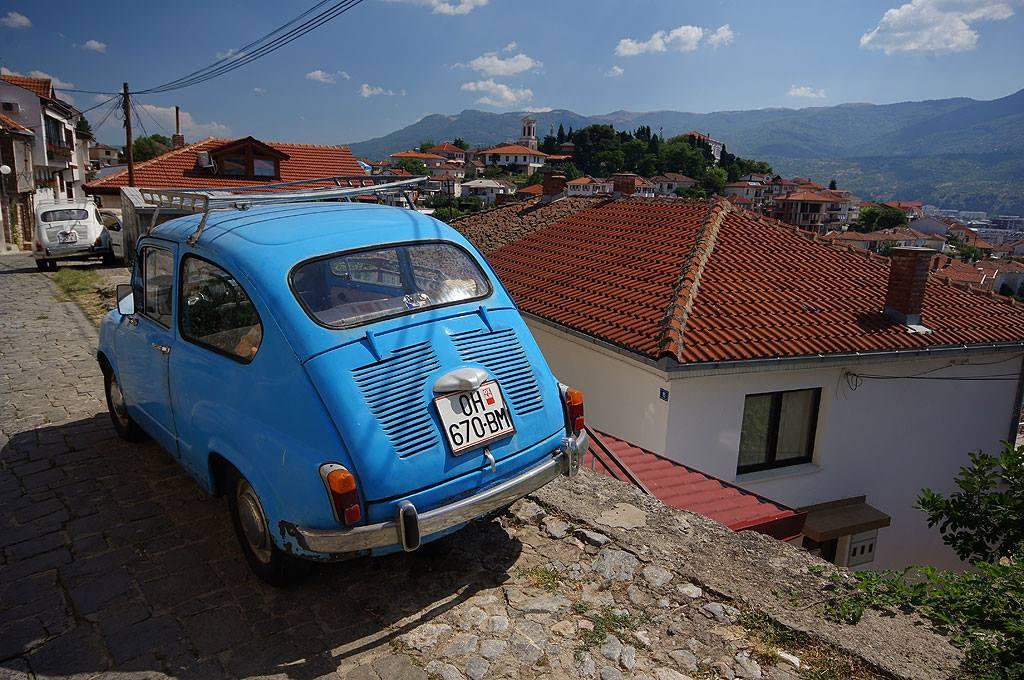 Ohrid – Macedonia