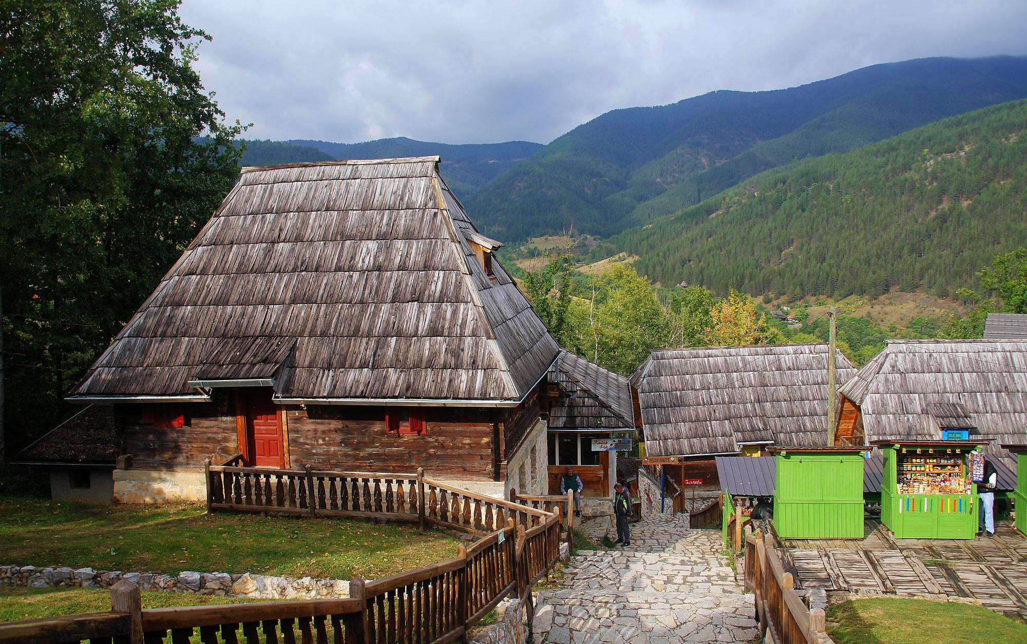 Drvengrad Küstendorf
