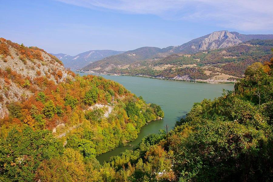 Widokowa Trasa 34 Przełom Dunaju