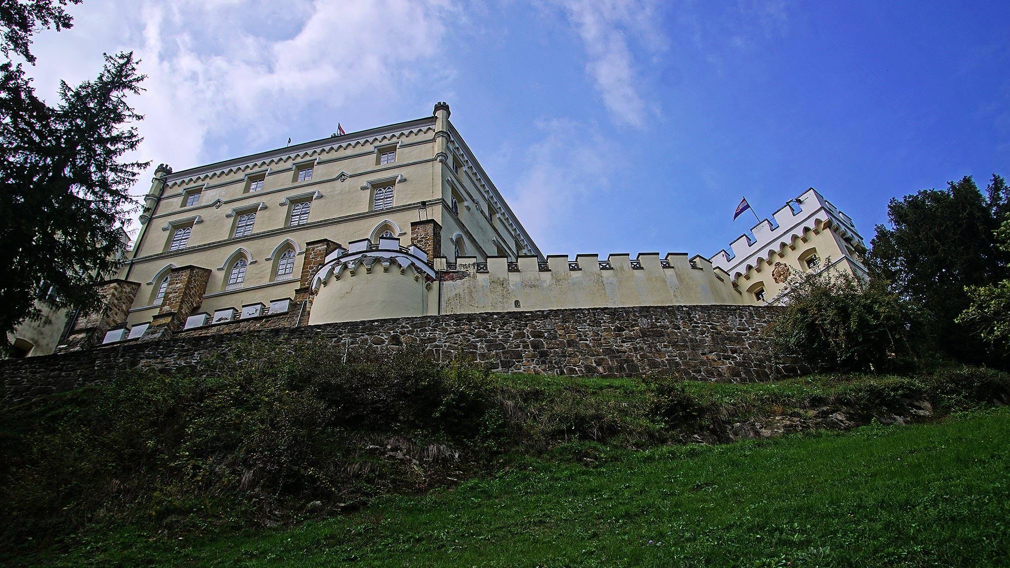 Zamek Trakošćan
