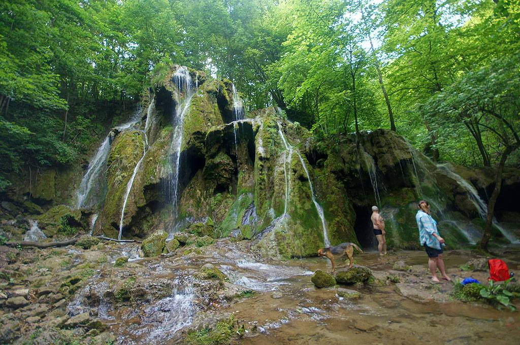 Wodospad Beuşniţa